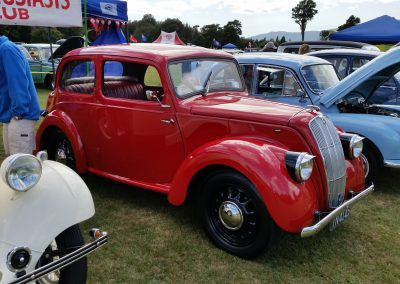 1946 Morris Eight Series E Saloon
