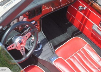 1976 MGB USA Interior