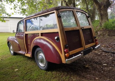 1965 Morris Minor Traveller - Rear