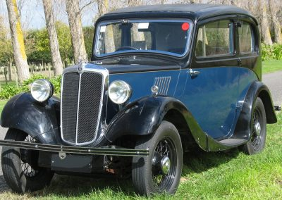 1935 Morris Eight Series 1 Two Door Saloon