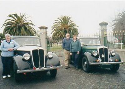 1937 Morris 12 Series II - Pair