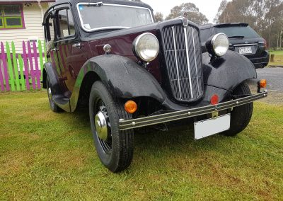 1938 Morris Eight Series II Four Door Saloon